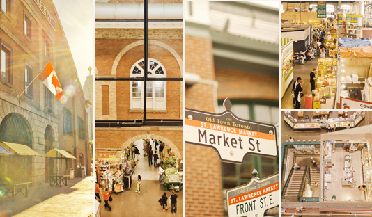St Lawrence Market About Us