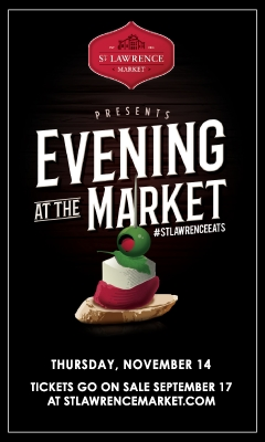 ADVERTISEMENT : Evening at the Market 2019