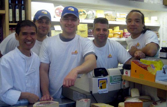Chris' Cheesemongers