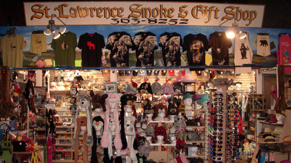 St. Lawrence Smoke and Gift