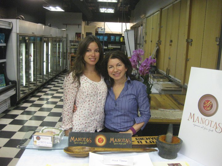 Manotas Organics and Fine Foods