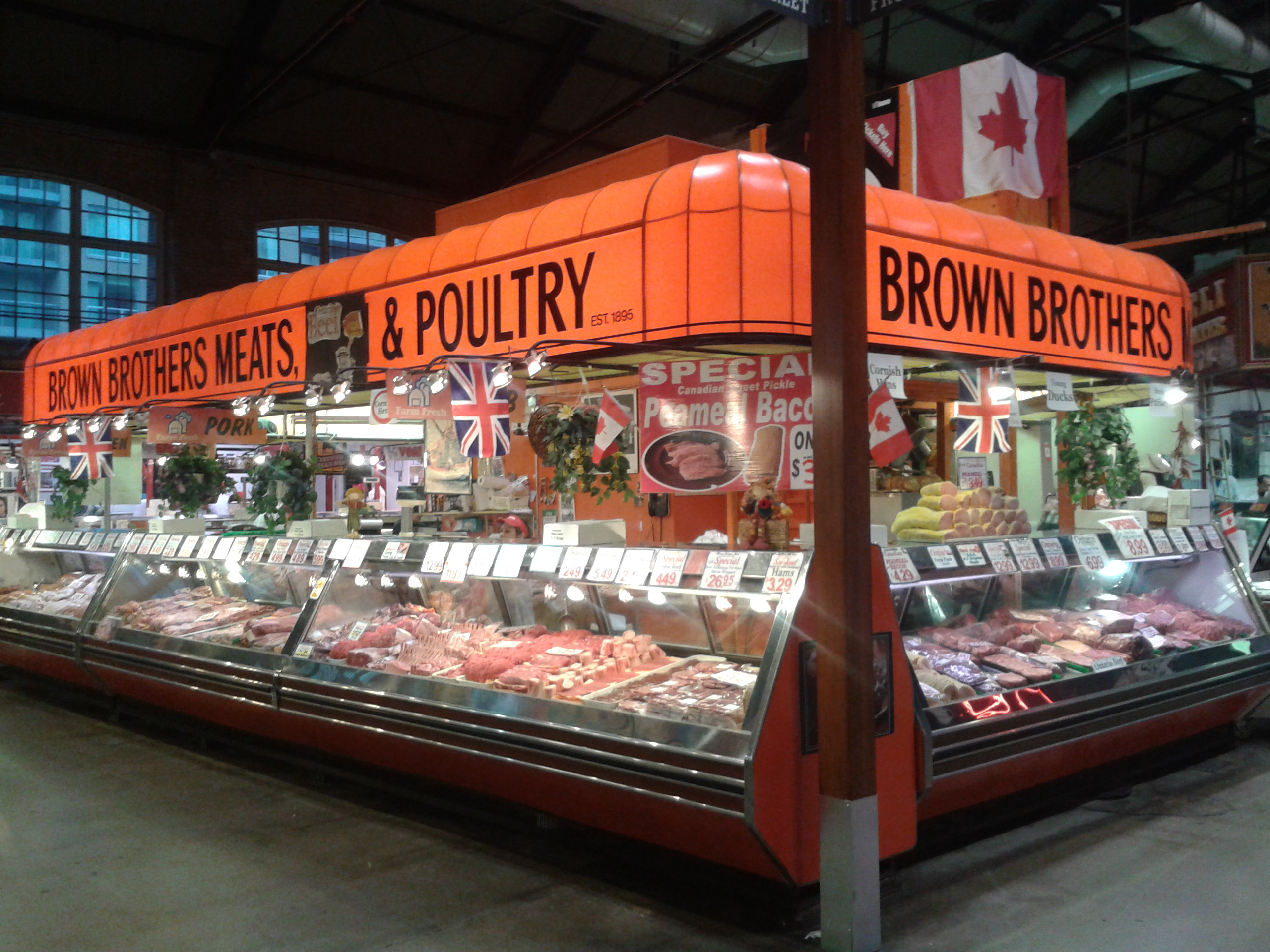 Brown Brothers Meats